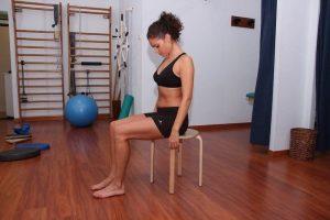 Esercizio, Cervicale, movimento, allungamento, stretching, blocco, muscolare, flessione, dolore, movimento, infiammazione, contrattura, muscolo, fisioterapia, riabilitazione, dolore, male, stilettata, bruciore