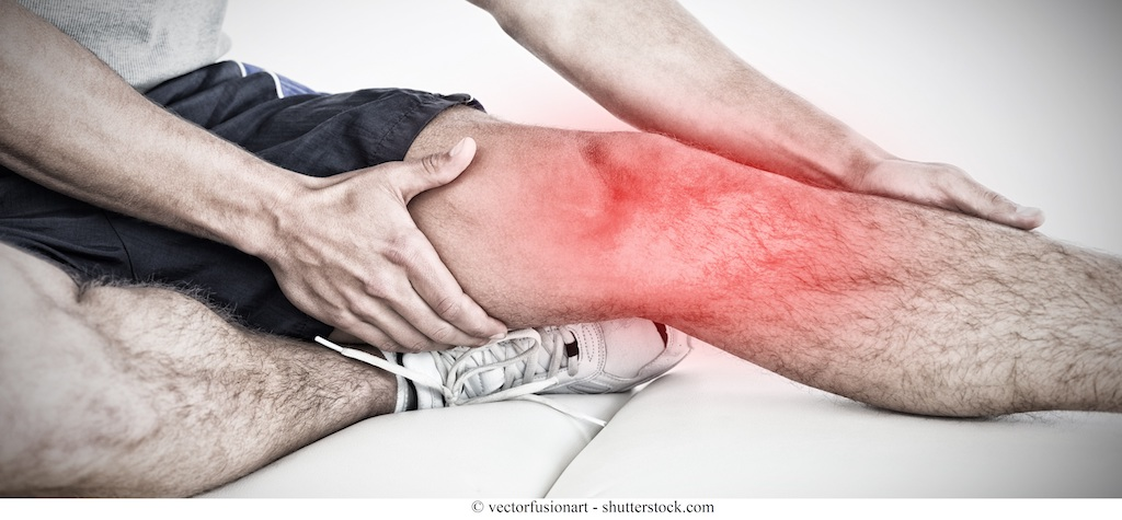 Distorsione del menisco e dei legamenti