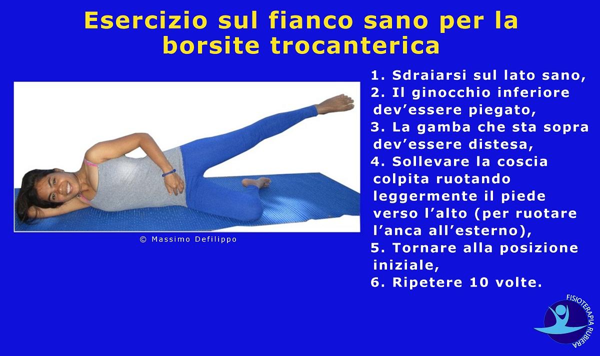 Esercizio-sul-fianco-sano-per-la-borsite-trocanterica