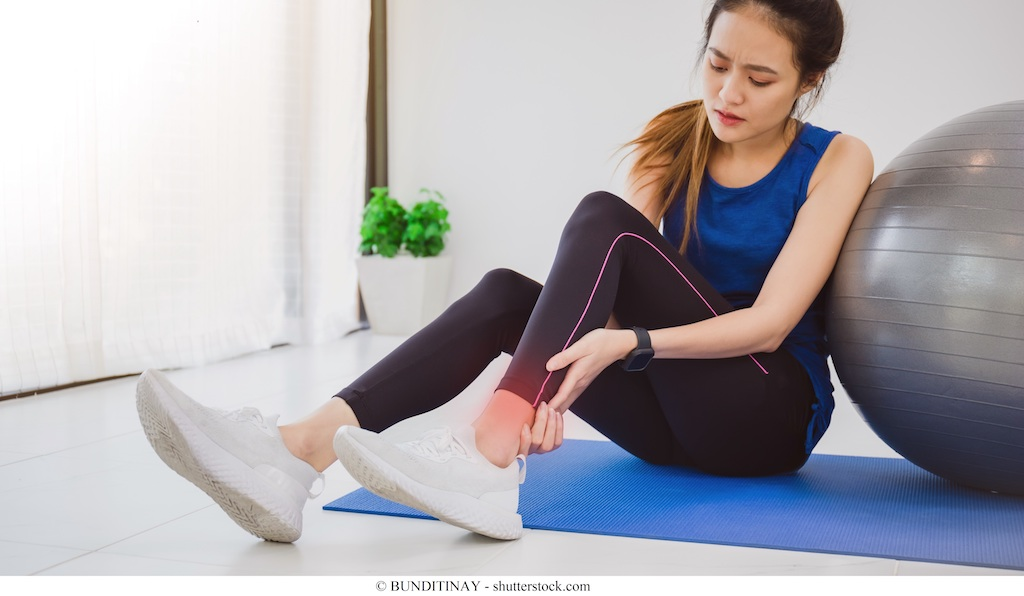 Strappo muscolare o lesione