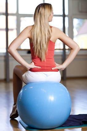 fitball,esercizi,mckenzie,palestra,lombare,cervicale,dorso,male,dolore,terapia,infiammazione