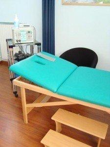 Apprecchio della Diatermia E tecar® terapia