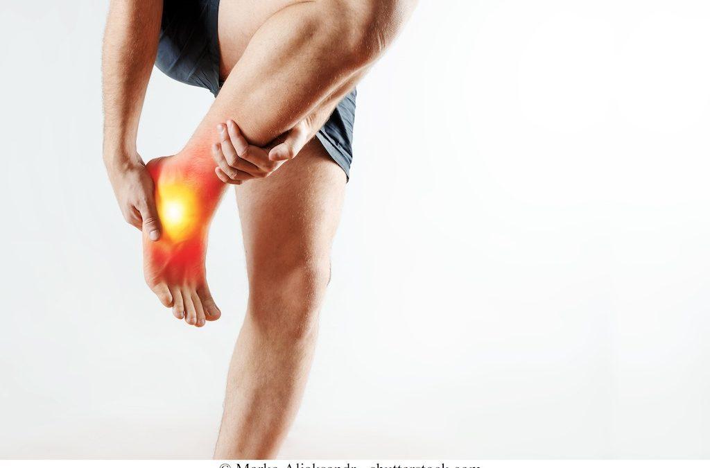 Metatarsalgia del piede