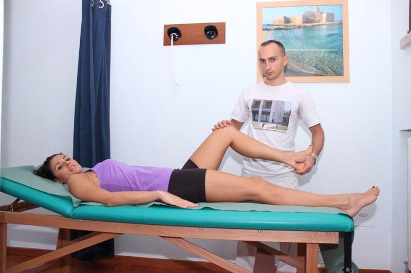 Innesti su reparto cervicale di una spina dorsale