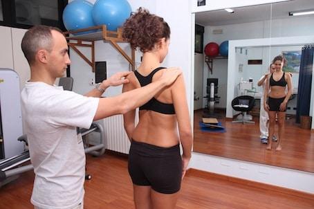 Postura corretta per il mal di schiena