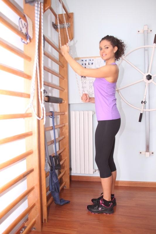 Riabilitazione per la lussazione della spalla