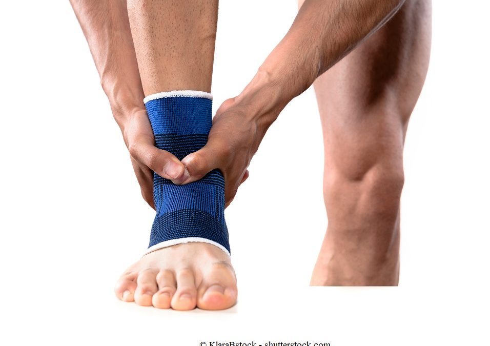 Tendinite ai peronei della caviglia