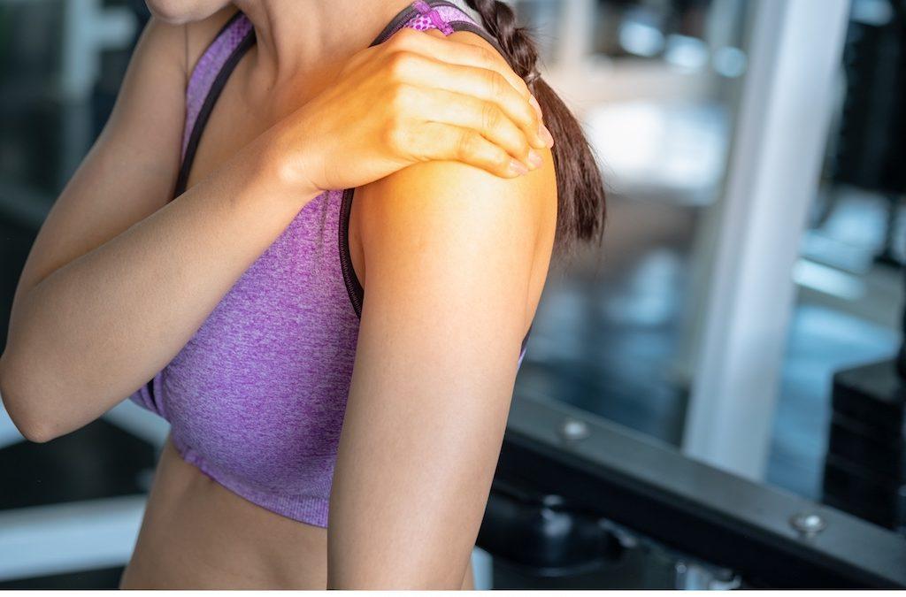 Tendinite del sovraspinoso della spalla