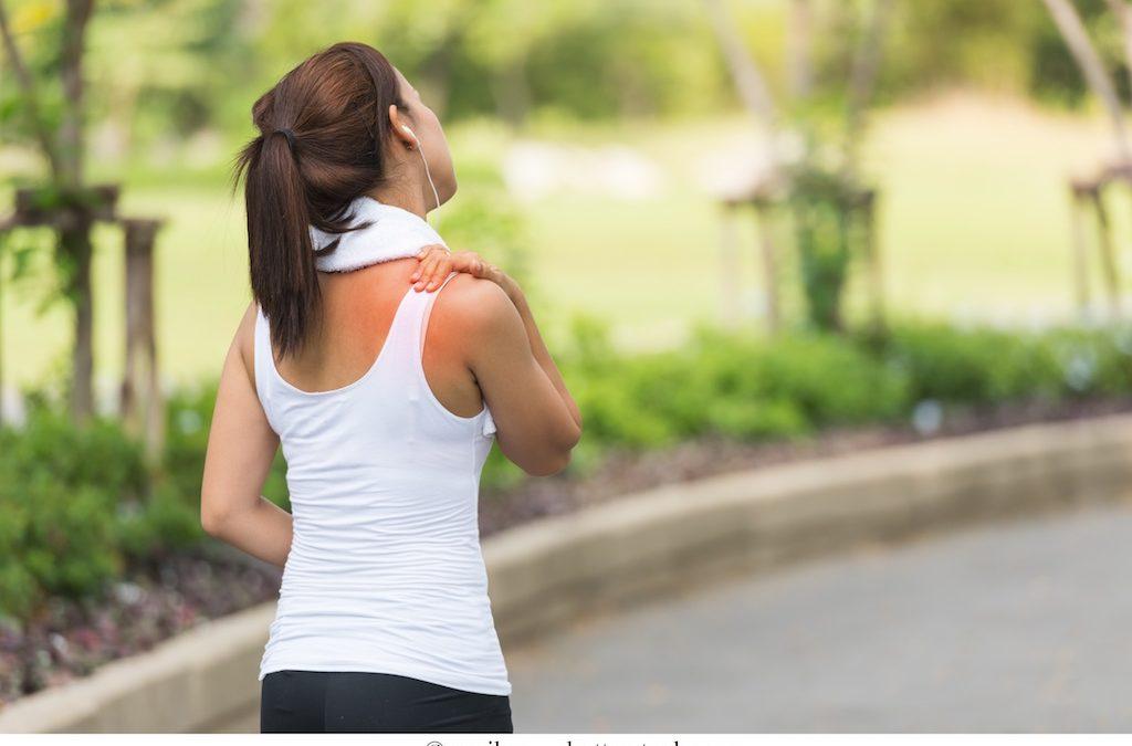 Terapia della tendinite alla spalla