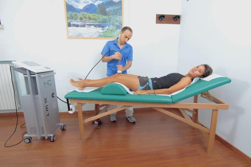 Terapia della tendinite del quadricipite