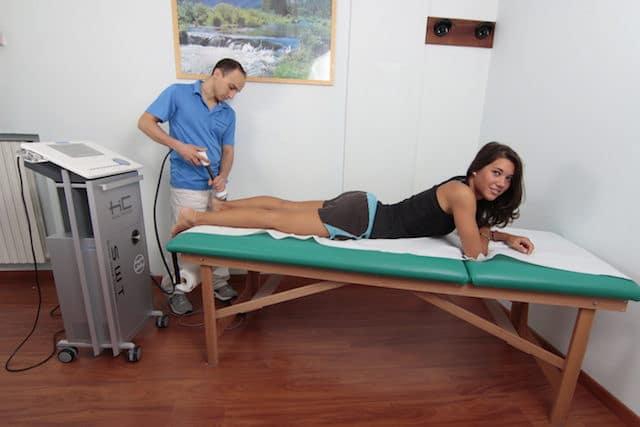 Terapia per la tendinite d'achille