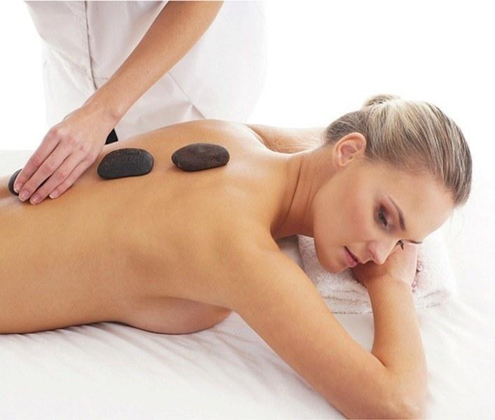 Massaggio,pietre