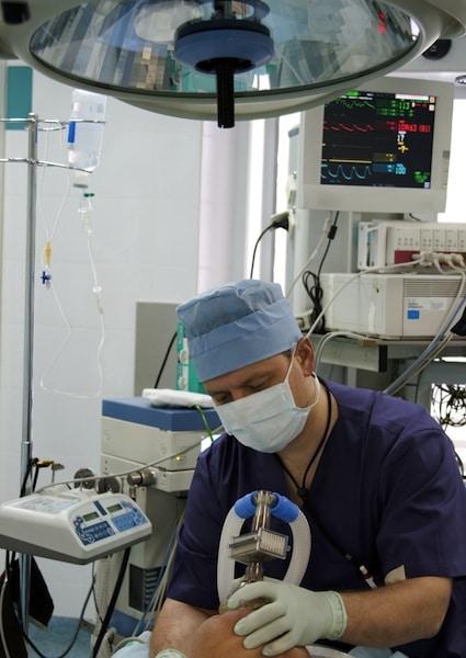 Anestesia generale, locale, spinale o epidurale