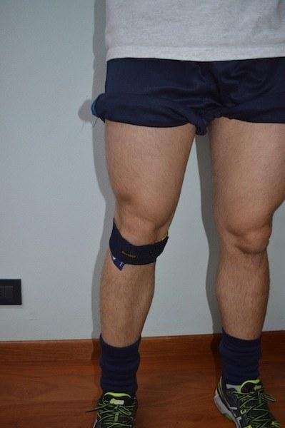 Fascia,fascetta,sotto,rotulea,tendine,rotula,ginocchio,tibia,osgood,schlatter