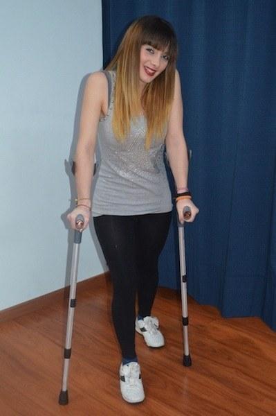 camminare,stampelle,quinto,metatarso,dolore,guarigione,tempi,recupero,attivita,sport