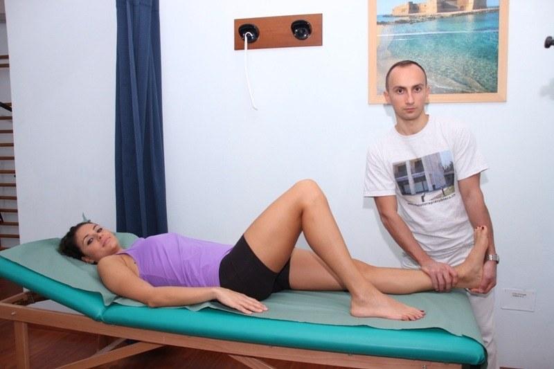 flessione,dorsale,fisiokinesiterapia,passiva,fisioterapia,riabilitazione,dolore,frattura,gamba,per one