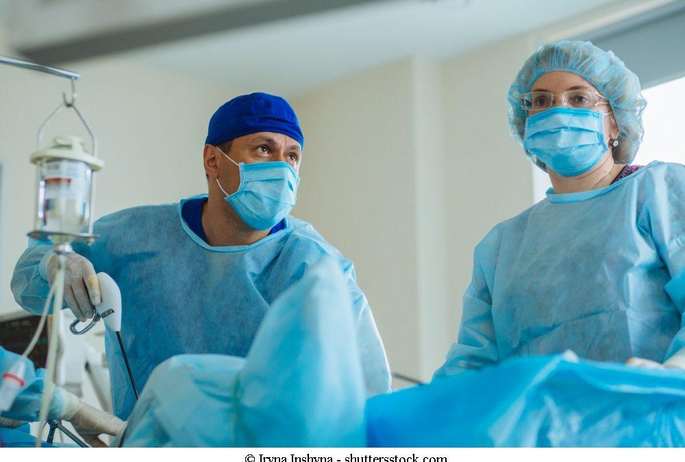 Intervento per la frattura dell'anca
