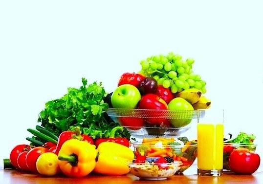 frutta,verdura,prevenzione,trombosi,venosa,flebite
