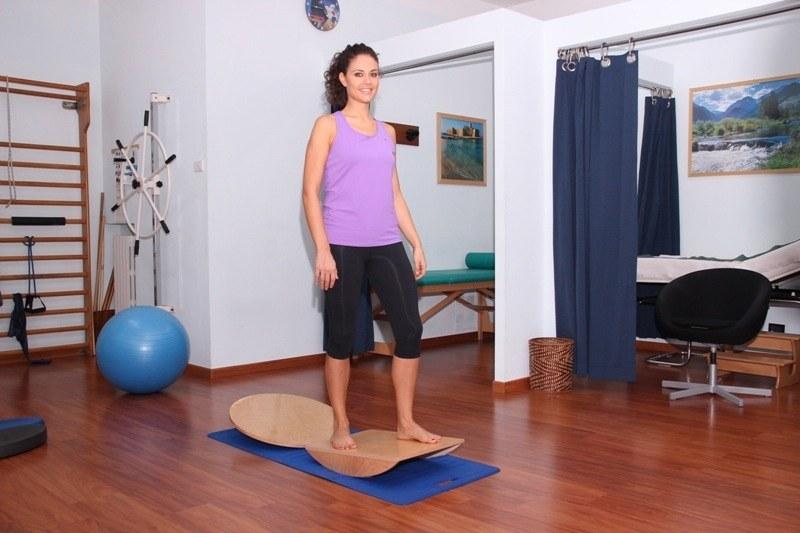 rieducazione,esercizi,riabilitazione,propriocettiva,dolore,equilibrio,recupero,tempi