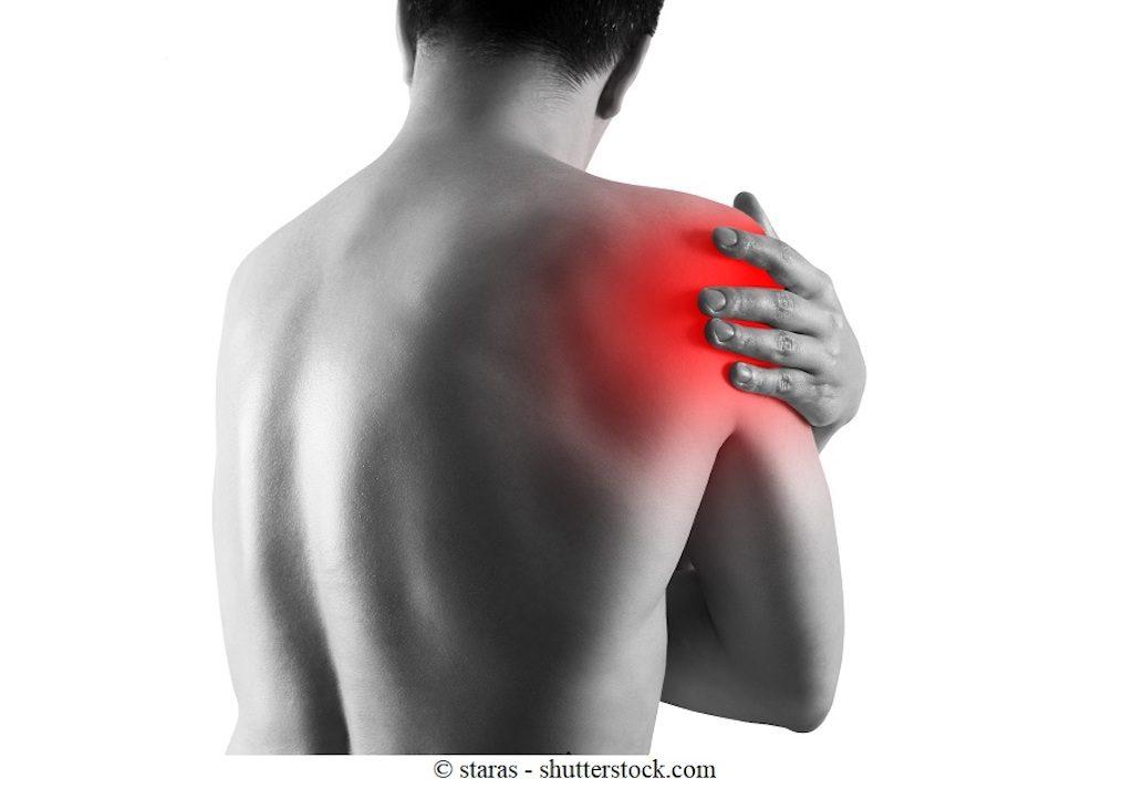 Dolore alla spalla persistente, notturno o alzando il..