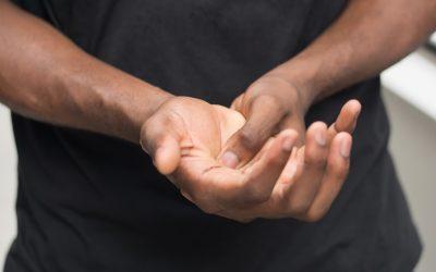 Frattura del dito