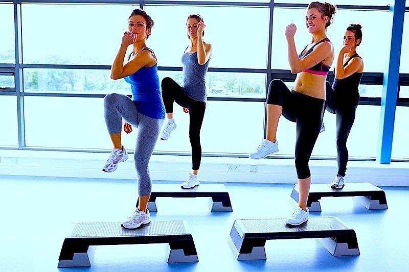 aerobica,esercizi,ginnastica,esercizio,fisico