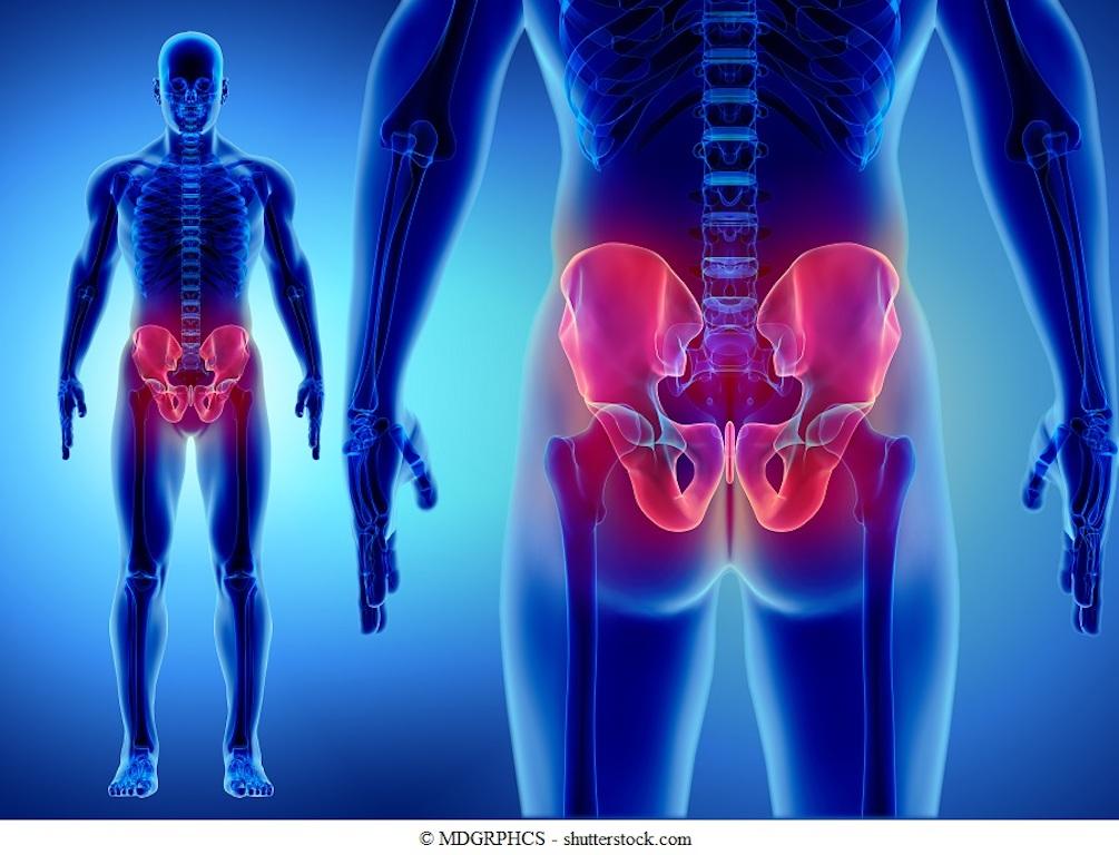 Dolore all'anca destra o sinistra