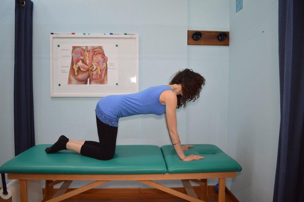 Facili esercizi per il mal di schiena, da eseguire a casa..