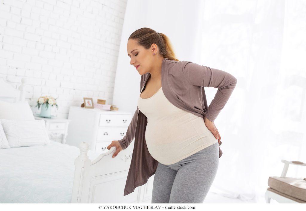 dolore pelvico inferiore incinta di 37 settimane