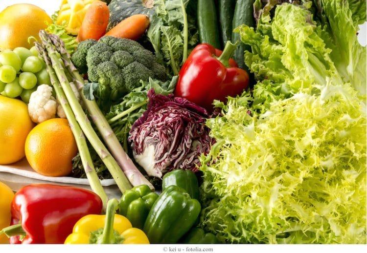 dieta sana,frutta,verdura