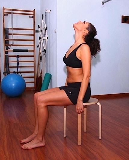 Esercizi per la cervicale