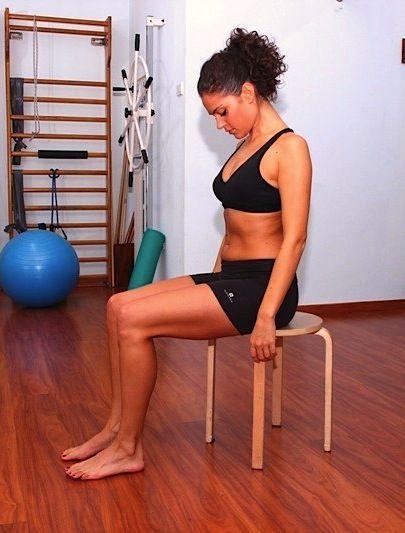 Esercizi per la cervicale infiammata sciogliere collo e for Mal di testa da cervicale quanto puo durare