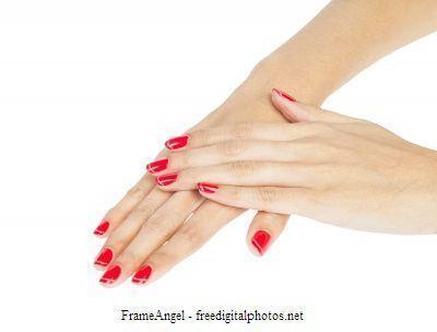 mani,unghie,dota,smalto,crema