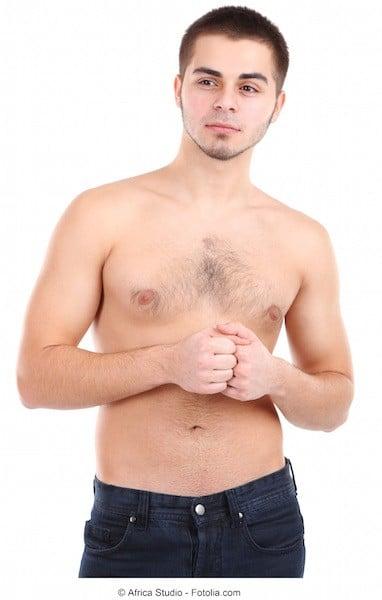 Prurito al glande