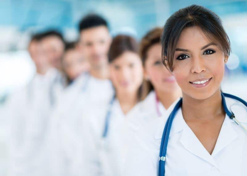 Dottori,camice,bianco