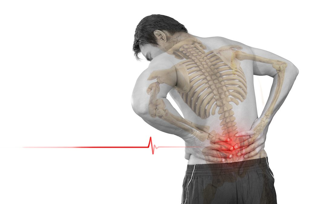 Dolore all'osso sacro, le cause principali