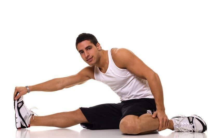 stretching,posteriore,coscia,interna