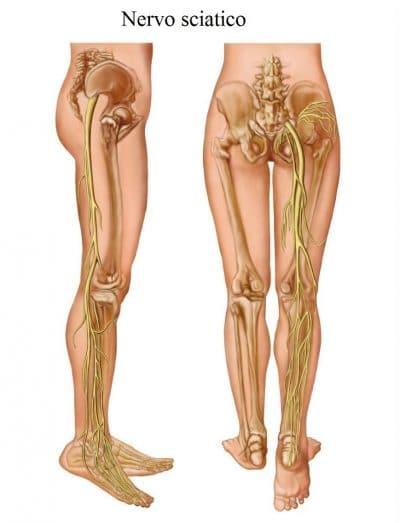 Infiammazione del nervo sciatico sintomi rimedi e cura - Dolore alle gambe a letto ...