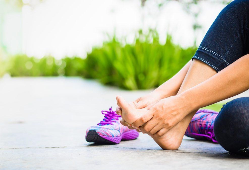 Piede diabetico – sintomi e cause