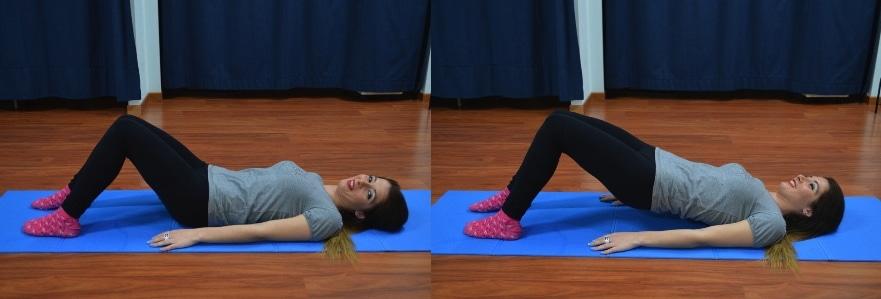 Esercizio schiena,kegel,riabilitazione perineale,incontinenza