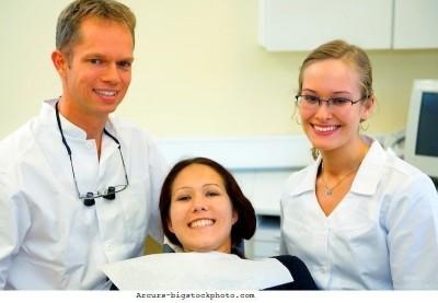gengive gonfie,dentista