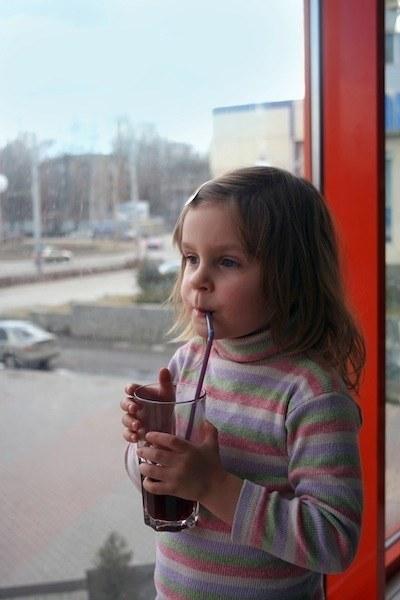 Bambina autistica,disturbo
