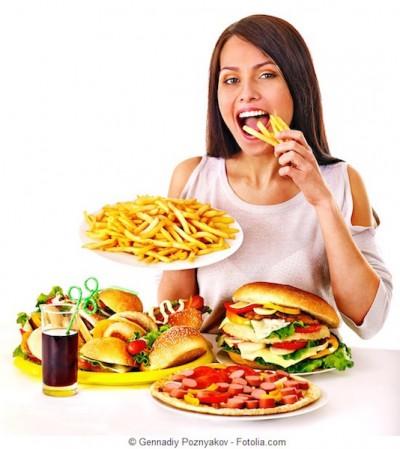 Mangiare male,grassi,sindrome metabolica