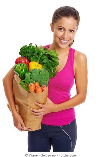 Dieta vegetariana,frutta,verdura
