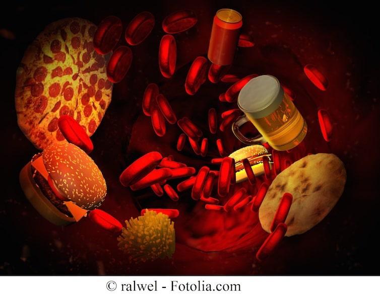 Grassi,sangue,trigliceridi