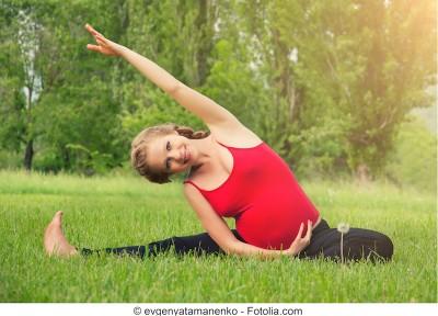 Esercizi in gravidanza