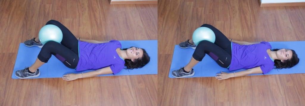Esercizi per le cosce dimagrire e rassodare for 5 esercizi per interno coscia