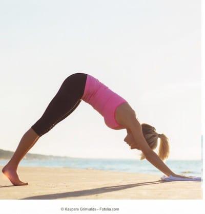 Yoga,potenziamento,