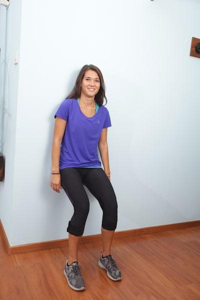 Sedia romana,allenamento,resistenza, pilates