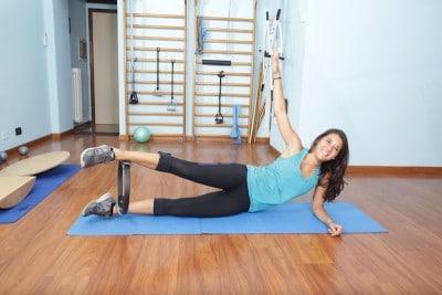rainbow,esercizi,pilates